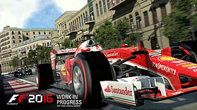 F1 2016 - Limited Edition screen shot 1