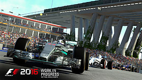 F1 2016 - Limited Edition screen shot 5