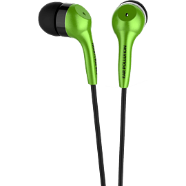 iFrogz Bolt Earphones - Colour: Green Audio