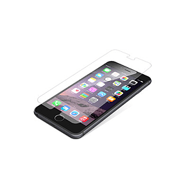 Zagg HD Glass Screen Protector for iPhone 6/6S Audio
