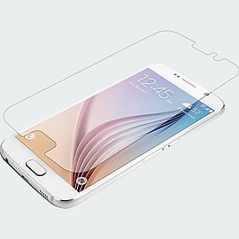 Zagg HD Glass Screen Protector for Samsung Galaxy S6 Audio