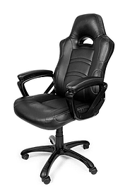Arozzi Enzo Gaming Chair Black Multi Format and Universal