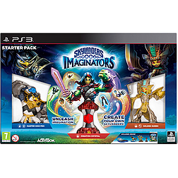 Skylanders Imaginators PS3 Cover Art