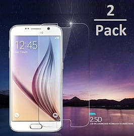 Genuine Tempered Glass Screen Protctor Film For Samsung Galaxy S4 Mobile phones