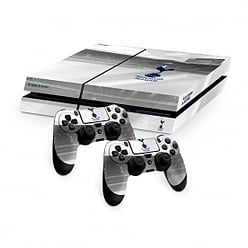Official Tottenham Hotspur FC PS4 Console Skin and 2x Controller Skin Combo Pack PS4
