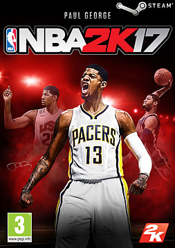 NBA 2K17 PC Downloads Cover Art