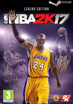 NBA 2K17 Legend Edition PC Downloads Cover Art
