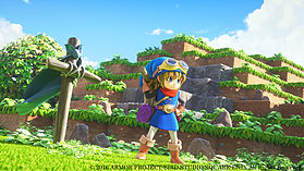Dragon Quest Builders - Day One Edition screen shot 2