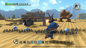 Dragon Quest Builders - Day One Edition screen shot 4