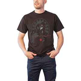 Star Wars T Shirt force awakens Rule The Galaxy Kylo Ren Logo Official Mens NewSize: S Clothing