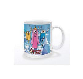 Adventure Time Princess Jake and Finn New Official Boxed MugSize: Home - Tableware