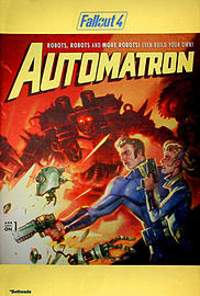 Fallout 4 Automatron Poster 61x91.5cm Posters