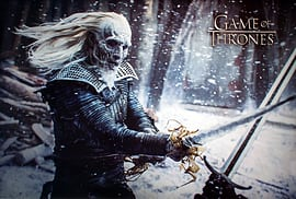 Game of Thrones White Walker GoT Poster 61x91.5cm Posters