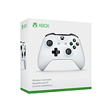 Xbox One White Wireless Controller screen shot 5