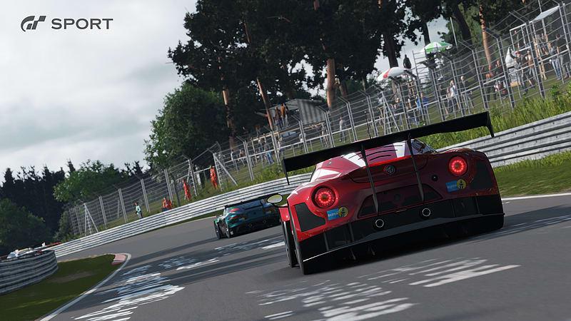 скачать игру Gran Turismo Sport - фото 8