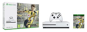 Xbox One S Fifa 17 Bundle (500GB) screen shot 4