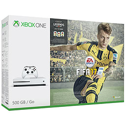 Xbox One S Fifa 17 Bundle (500GB)
