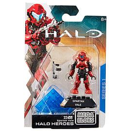 Mega Bloks construction toys Halo Heroes: Spartan Vale Blocks and Bricks