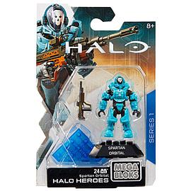 Mega Bloks Halo Heroes: Spartan orbital construction toys Blocks and Bricks