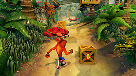 Crash Bandicoot N. Sane Trilogy screen shot 1