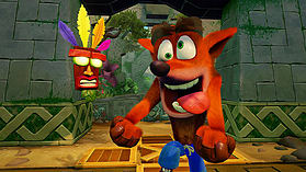 Crash Bandicoot N. Sane Trilogy screen shot 4