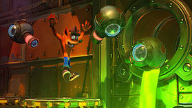 Crash Bandicoot N. Sane Trilogy screen shot 9