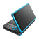 New Nintendo 2DS XL Black + Turquoise screen shot 4