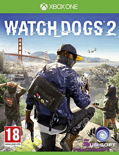 Watch Dogs 2 XBOX ONE Cover Art