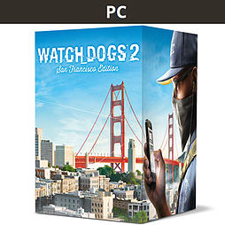 Watch Dogs 2 San Francisco Edition PC Cover Art