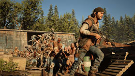 Days Gone screen shot 2