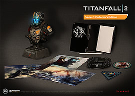 Titanfall 2 Marauder Corps - Collector's Edition Multi Format and Universal Cover Art