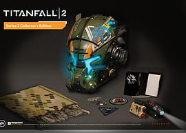 Titanfall 2 Vanguard Collector's Edition Multi Format and Universal