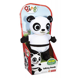 Talking Pando Plush - Bing - Fisher Price Soft Toys