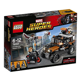 Crossbones' Hazard Heist - Captain America Civil War - 76050 - LEGO Marvel Super Heroes Blocks and Bricks