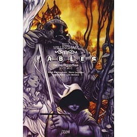 Fables - Book 05 - Deluxe Edition - HC (MR) Books