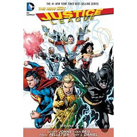 Justice League - Vol 03: Throne of Atlantis - HC Books