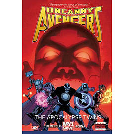 Uncanny Avengers - Vol 02: The Apocalypse Twins - HC Books