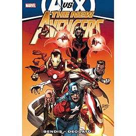New Avengers by Brian Michael Bendis - Vol 04: AVX - TP Books