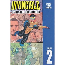 Invincible - Ultimate Collection Vol 02 - HC Books