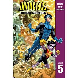 Invincible - Ultimate Collection Vol 05 - HC Books