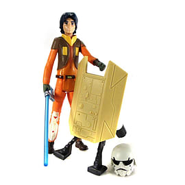 Ezra Bridger - Snow Desert - Single Figure - Star Wars Rebels Figurines and Sets