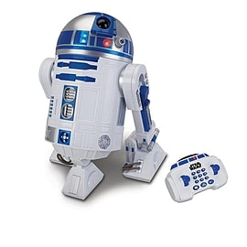 Star Wars R2- D2 Interactive Robotic Droid Figurines and Sets