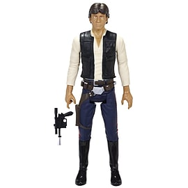 Han Solo - 18 Star Wars Figures - Star Wars Figurines and Sets