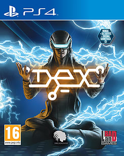 Dex PS4 Cover Art