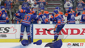 NHL 17 screen shot 1