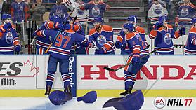 NHL 17 screen shot 1