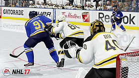 NHL 17 screen shot 5