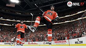 NHL 17 screen shot 7