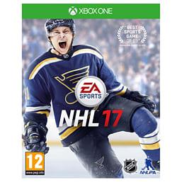 NHL 17 XBOX ONE Cover Art