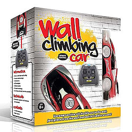 RC Wall Climb Car - Red Gifts